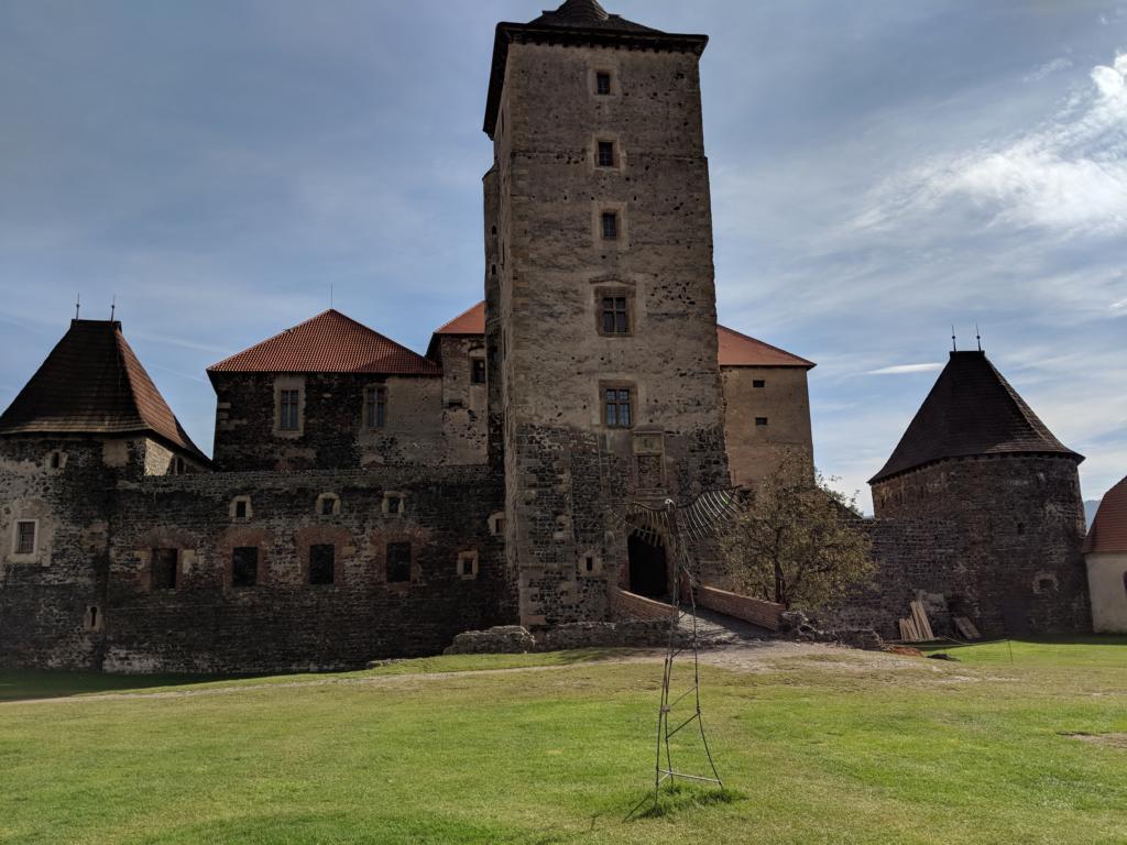 Die Burg von Aschenputtel